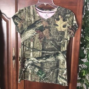 Camouflage shirt and pants